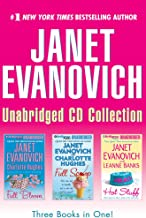 Janet Evanovich - Collection: Full Bloom & Full Scoop & Hot Stuff