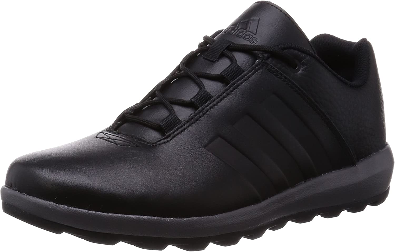 Adidas Originals Zappan Leather II Black Men Trainers Sneaker shoes
