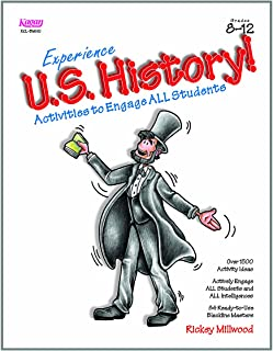 Experience U.S. History! Activities to Engage All Students, Grades 8-12