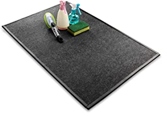 B4Life Under Sink Mat Kitchen Cabinet Liner, Large Waterproof Mat and Protector, Protects Cabinet, Contains Liquids - Absorbent/Washable/Durable, 22 1/2'' x 34 1/4'' (Grey)