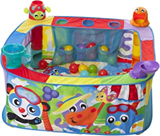Playgro Up Baby Ball Pool (Multi-Coloured), 40175