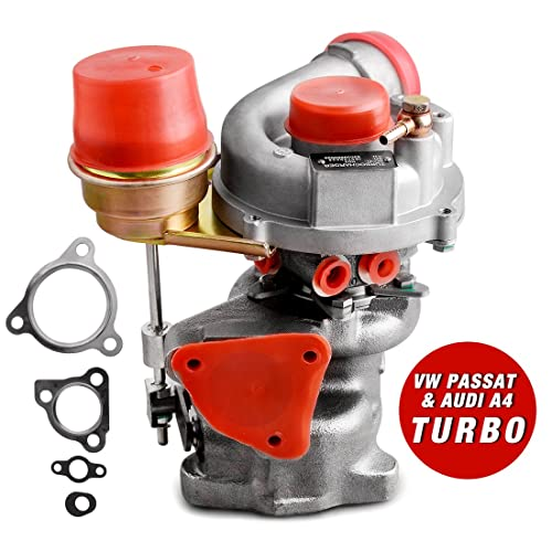 New Genuine Turbo Exact Fit Turbocharger for 1997-2006 Volkswagen Passat & AUDI A4 Quattro