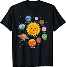 Solar System Tshirt for Kids or Teachers T-Shirt