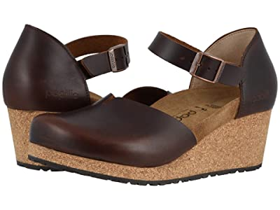 Birkenstock Mary By Papillio (Cognac Leather) Women