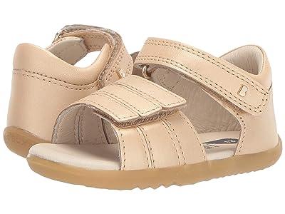 Bobux Kids Step Up Hampton (Infant/Toddler) (Gold) Girls Shoes