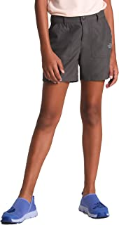 north face girls shorts