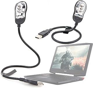 DURAGADGET Luz LED USB para Portátil Razer Blade Stealth 12.5
