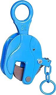 i-Lift Equipment IPPD1 Horizontal Plate Clamp 2200 lb Working Load Limit Hu-Lift