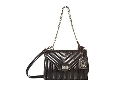 Steve Madden Bkiarra (Black) Handbags