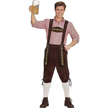 WIDMANN Disfraz de Tirolés Boris para Hombre: Amazon.es: Electrónica