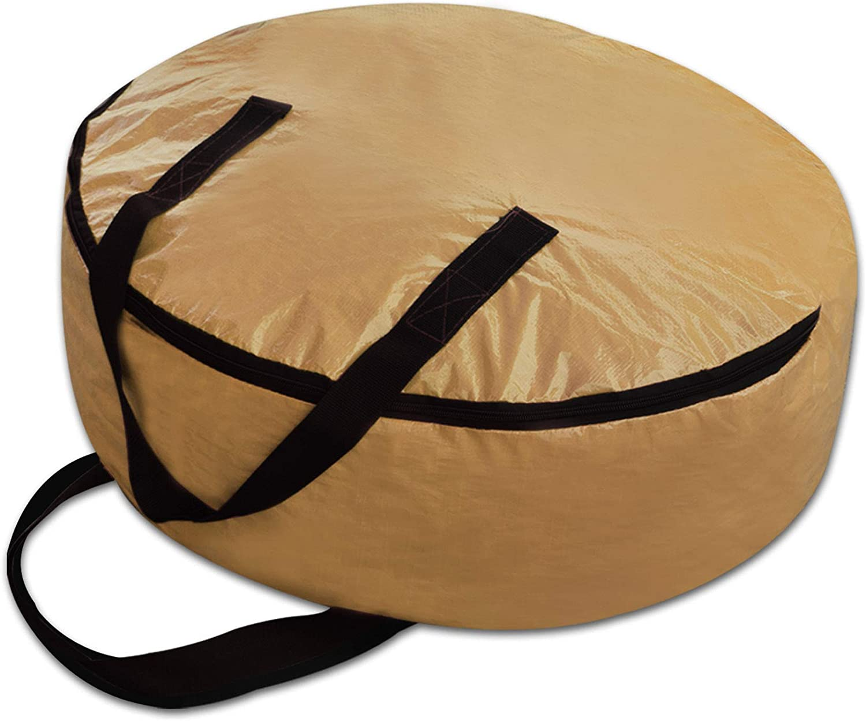 Strong Camel Heavy Duty Christmas Bag for Sacramento Max 59% OFF Mall 24-Inch Storage Wreath