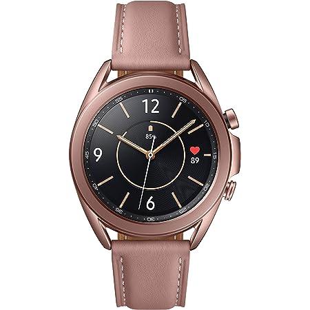 Galaxy Watch3 41mm Stainless/ブロンズ [Galaxy純正 国内正規品]SM-R850NZDAXJP