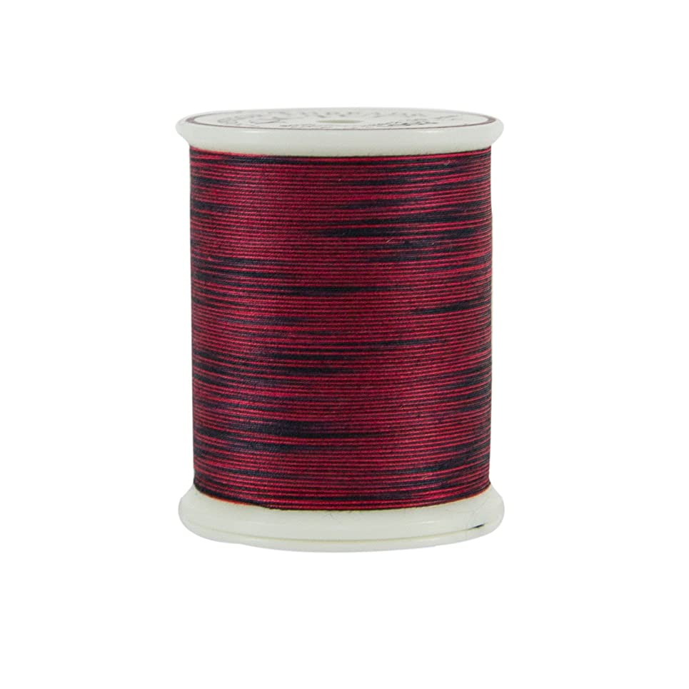 Superior Threads 12101-1003 King TUT Glowing Embers Cotton Quilting Thread, 500 yd