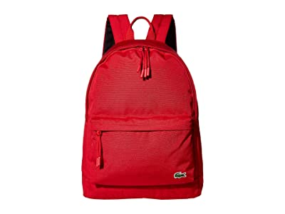 Lacoste Backpack (Medium Grey) Backpack Bags