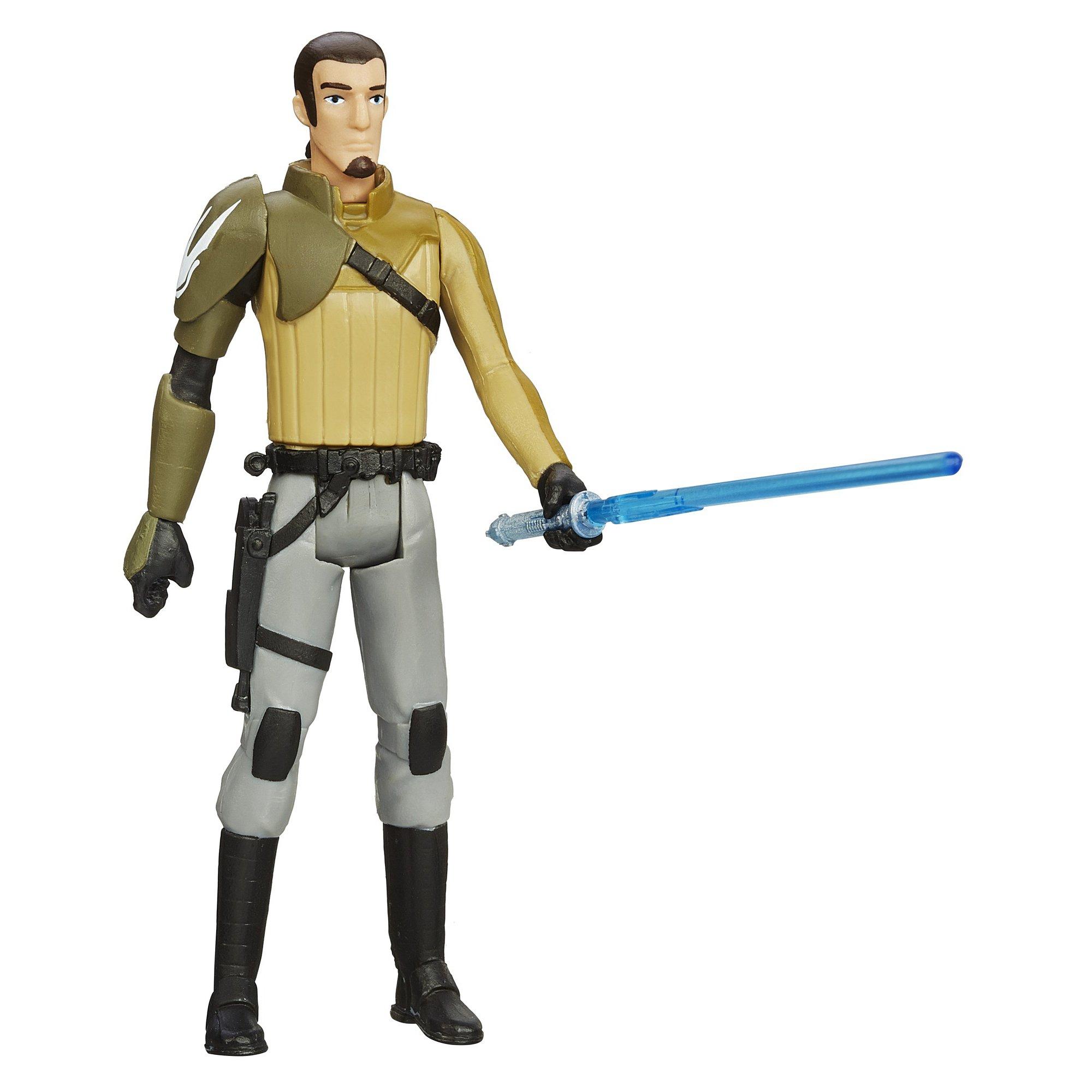 Star Wars Rebels Saga Legends Kanan Jarrus Figure