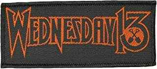 Wednesday 13 Standard Patch: Logo (loose)