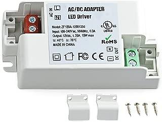 Neuftech® 12V 1.25A 15W driver led fuente de alimentación bombilla LED transformador
