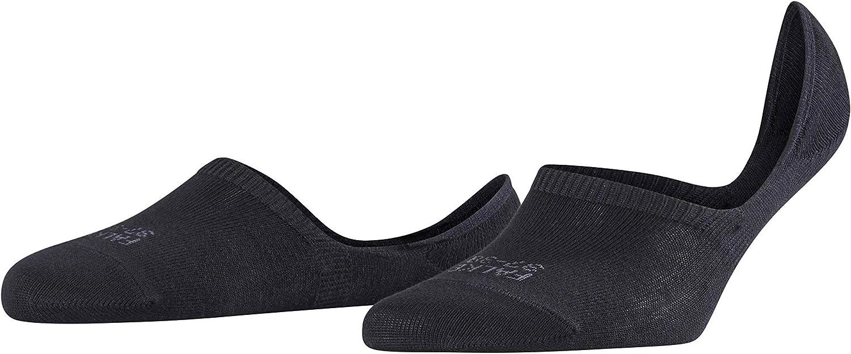 FALKE Womens Sneaker Step Liner Socks Cotton Beige Black Grey White 1 Pair