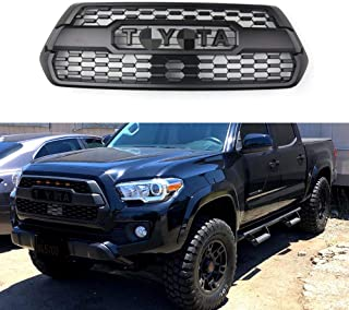 MC Auto Parts Trd Pro Grille for 3rd Gen Tacoma, Fit:...