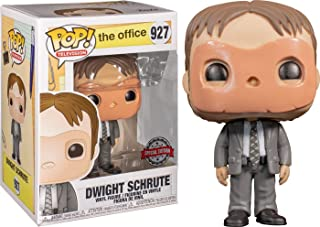 Funko Pop! Television: The Office Dwight with Mask(Exc), Action Figure - 44804