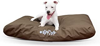K&H Pet Products K-9 Ruff n' Tuff Indoor-Outdoor Pet Bed with Removable Washable Cover