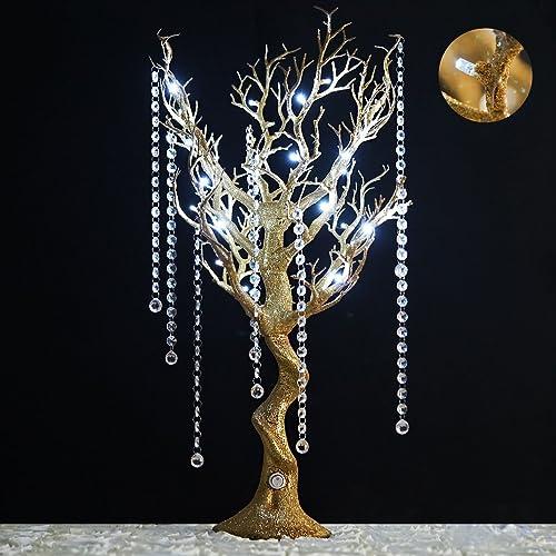 Strange Gold Branches For Centerpieces Amazon Com Beutiful Home Inspiration Xortanetmahrainfo