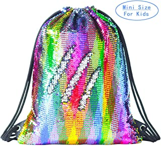 reversible sequin bags
