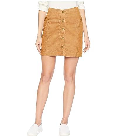 Toad&Co Mindy Skirt (Dijon) Women