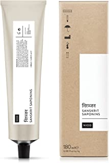 NIOD Sanskrit Saponins 180ml intense cleaning balm for the