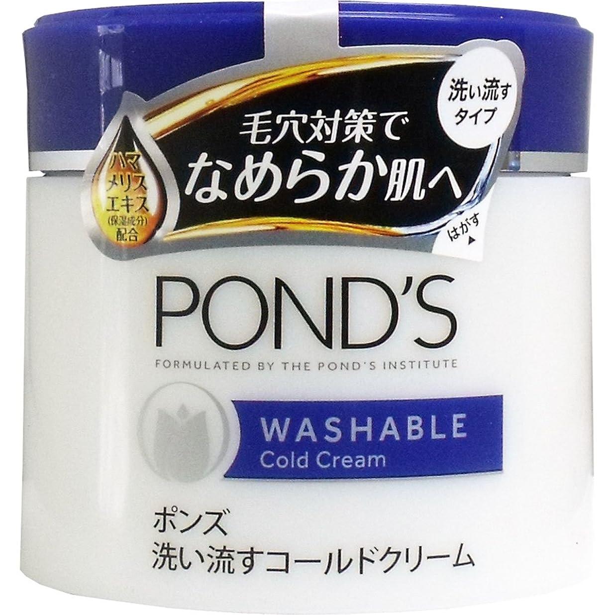 最後の展望台敵対的【まとめ買い】ポンズ ウォッシャブルコールドクリーム 270g ×2セット