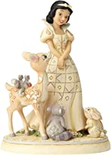 Disney Traditions Forest Friends-Snow White Figuurornament, meerkleurig, One Size