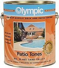 Kelley Technical Olympic Patio Tones Deck Coating - Creekstone -1 Gallon