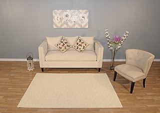 Ottomanson Collection shag area rug, 5'3