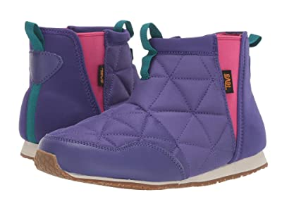 Teva Kids Ember Mid (Little Kid) (Ultraviolet) Kid