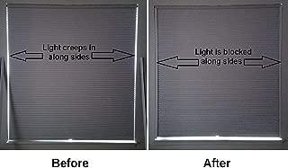 Best side rails for roller blinds Reviews