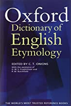 Scaricare Libri The Oxford Dictionary of English Etymology PDF