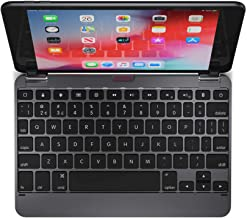 Brydge 7.9 Keyboard Compatible with iPad Mini 4th and 5th Generation | Aluminum | Wireless | Rotating Hinges | 180 Degree ...