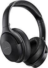 Active Noise Cancelling Kopfhörer, 45 Std Laufzeit und Schnellladen, Mpow Bluetooth..