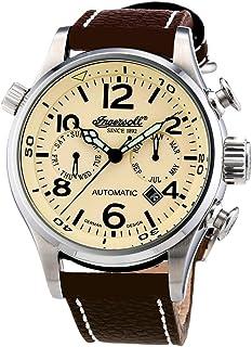 インガーソル 腕時計 自動巻き 限定生産品 カレンダー Bull Run IN1809CH [並行輸入品]