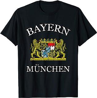 Bayern and Muenchen T-Shirt