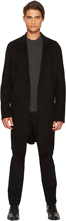 Notch Lapel Coat