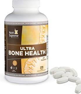 Ultra Bone Health 270 Tablets - Certified Kosher