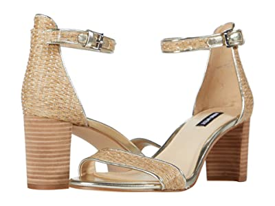 Nine West Prucep (Natural/Gold) Women