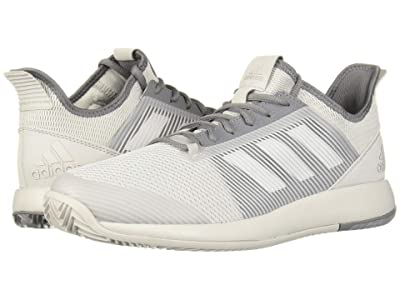 adidas adizero Defiant Bounce 2 (Grey One F17/Grey One F17/Grey Three F17) Men
