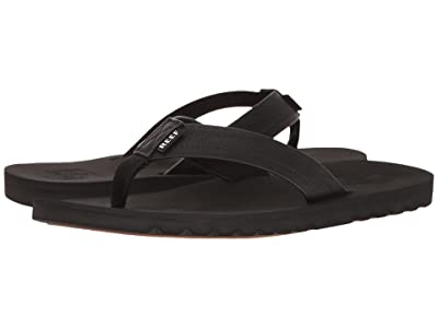 Reef Voyage (Black) Men