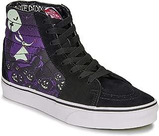 Disney Old Skool Skate Shoe Unisex (Mens 10/Womens 11.5, Sk8 Hi Jacks 7446)