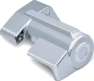 Kuryakyn 6416 Motorcycle Accent Accessory: Precision Starter Cover for 2017-19 Harley-Davidson Milwaukee-Eight Motorcycles, Chrome