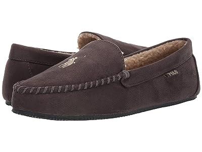 Polo Ralph Lauren Dezi IV Slipper (Grey) Men