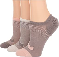 46af54e137e8a Nike sportswear footie 3 pair socks + FREE SHIPPING | Zappos.com