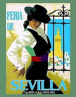 Best sevilla feria posters Reviews